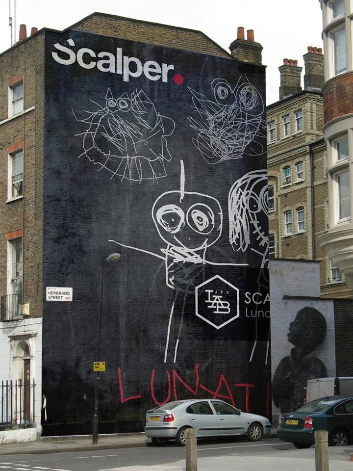Scalper Wall