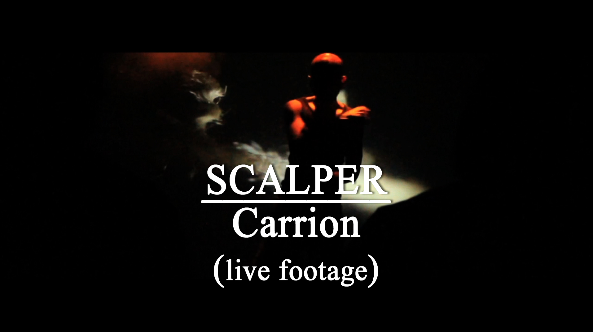 screen shot carrion